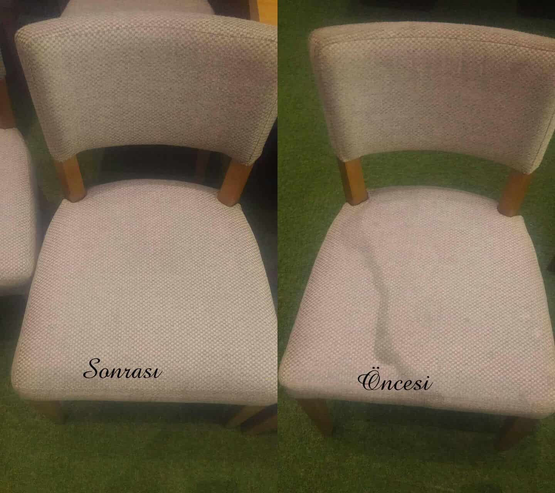 koltuk temizliği